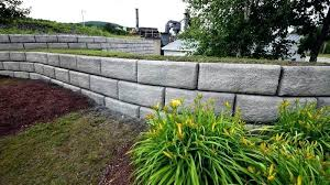 redi rock retaining wall after redi rock gravity retaining wall