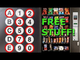 Vending Machine Hack Code 2016 Custom How To Hack A Vending Machine YouTube Interesting Vending