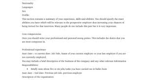 Resume Templates Free Printable Free Print Ready Indesign Resume