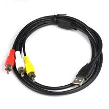 compare prices on tv wire online shopping buy low price tv wire usb to rca cable usb 2 0 male to 3 rca male coverter stereo audio video cable