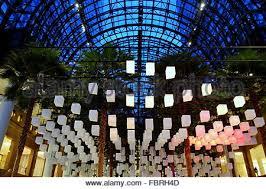 spectacular lighting. luminaries a spectacular lighting display at the winter garden brookfield place new york d