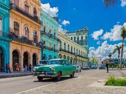 Cuba makes a return to tourism after ...