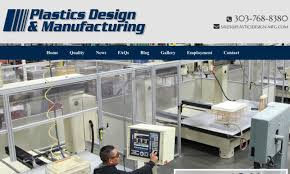 Design Plastics Inc Plastics Design Manufacturing Inc Plastic Fabricators