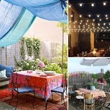 Contemporary Diy Patio Decorating Ideas 54 Intended Design