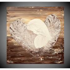 Acrylbilder Auf Leinwand Bild Für Wohnzimmer Oder Schlafzimmer Engel