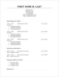 Resume Builder For Free To Print Creative Online Resume Builder