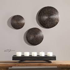 circle metal wall art