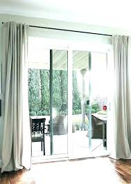 roman shades for sliding glass doors entry door curtains curtain front treatments bamboo