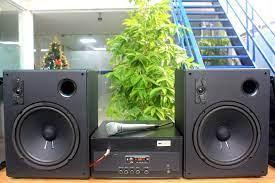 Dàn karaoke gia đình V210 bass 25 cm  Giá rẻ cao cấp bản 2020 – Loa quán  cafe , Loa trường học, Loa nhà hàng