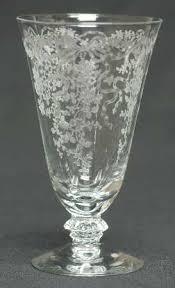 Fostoria Glass Patterns Fascinating Fostoria Romance At Replacements Ltd