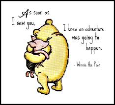 Pooh Bear Quotes About Friendship Custom Quotes From Winnie The Pooh About Love
