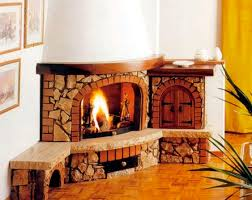 For Round Corner Fireplaces   Corner Fireplaces Design Ideas Galleries