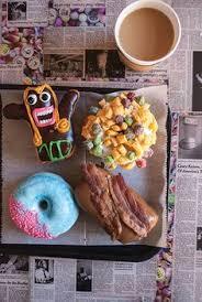 dining spotlight sugar rush voodoo donuts