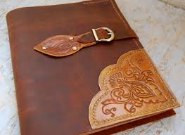 traditional first anniversary gift idea for her journal