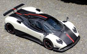 Pagani Zonda Cinque - Most Expensive Supercars Pictures