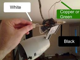 installing ceiling light fixture without ground wire unique easily convert a ceiling light into recessed lighting