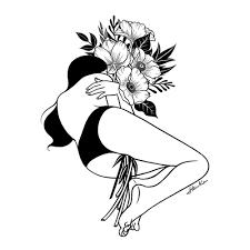 Inspiraze Black And White Surreal Illustrations By Henn Kim