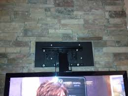 mounting tv to previous stone fireplace installation help img 20160313 223508 jpg