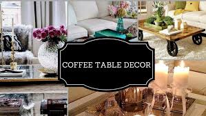 Decorative Trays For Living Room Coffee Table Tray Amazon How To Accessorize A Round Coffee Table 87