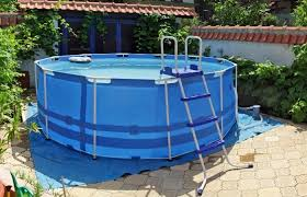 above ground home pools.  Home Above Ground Pool At Home In Ground Home Pools Pool Advisors