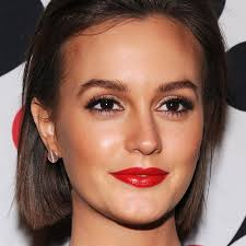 leighton meester s hair and makeup looks over the years