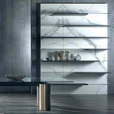 crate and barrel wall shelves marble wall shelf wall mounted shelf contemporary marble landscape by crate crate and barrel wall shelves