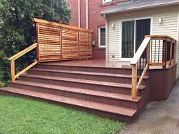 privacy screen for deck railing privacy screen for deck porch and patio railings archives riyul