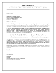 Good Cover Letter Examples For Government Jobs Paulkmaloney Com