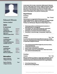 Cool Pinterest Resume Template Pictures Ai