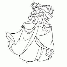 Disney Disney Prinses Kleurplaten Gratis Prinses En Haar Paleis