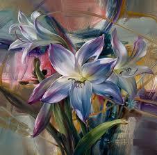 very beautiful modern oil paintings flowers zoom zoom