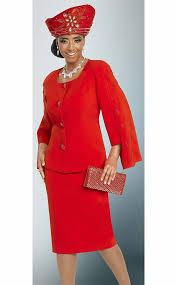 Donna Vinci Size Chart Donna Vinci 11795 Red Rhinestone Embellished Cape Sleeve Jacket Skirt Suit