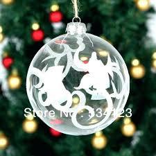 glass ornaments ball ornament tree miniature with uk bal miniature glass tree with ornaments