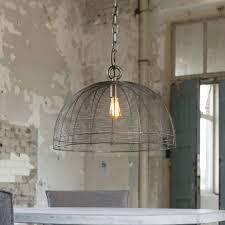 Hanglamp Draad Zwart Nikkel Coppens Warenhuis