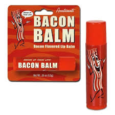 gifts bacon lip balm weird funny s stuff for 60th birthday man mens 50th homemade