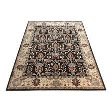 pottery barn brandon persian style area rug 8 x 10 original 799 design plus gallery