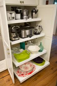pull out shelving pantry solutions shelfgenie closet pantry