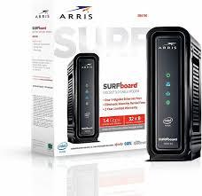 Arris Surfboard Sb6190 32 X 8 Docsis 3 0 Cable Modem