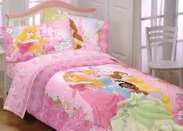 Disney Dainty Princesses Twin Bedding Set - Tiana Cinderella Comforter  Sheets - Twin Bed