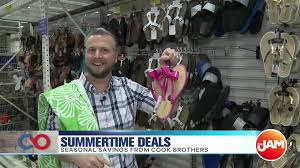 WCIU, The U | Summertime Deals at Cook Brothers