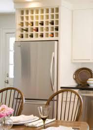wine rack cabinet above fridge. Kitchen Cabinet Storage Above Refrigerator Wine Rack . Fridge