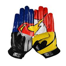 nike youth football gloves. under armour f4 superhero football gloves - available now weartesters nike youth