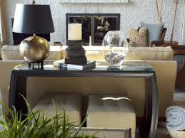 sofa table decor. Decorating Ideas For Sofa Table Decor Lovely Fantastic Black Gallery In Of Pictures Design Decoration M
