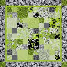 Free Fat Quarter-Friendly Quilt Patterns | AllPeopleQuilt.com & Fresh Four-Patch Table Topper Adamdwight.com
