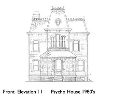 Psycho House  Universalstonecutter  FlickrPsycho House Floor Plans