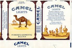 Camel Ultra Lights Countries
