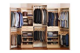 closet organizer systems. Caramel Apple Reach-in Closet Customized For The Working Man Organizer Systems