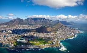 Güney Afrika Cumhuriyeti'nde Gezilecek Şehirler |