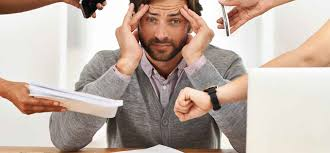 How To Deal With Stress In Sales Inc Com