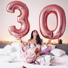 1PC 32inch Rose Gold 3 Sizes Number Balloons Figure Foil Float AirInflatable Balloon For Birthday Party Wedding Decoration|Ballons &Accessories| - AliExpress